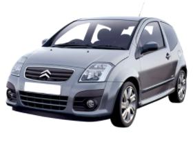 C2 de 2008 à 2010