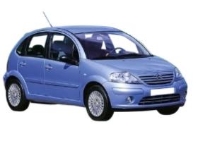 C3 de 2002 à 2005