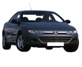 406 Coupé de 2004 à 2005