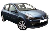 Clio 3 phase 1 de 2005 à 2009