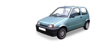 Cinquecento de 1991 à 1999