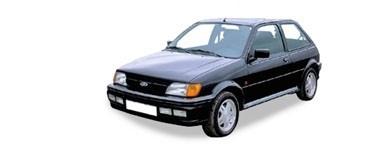 Fiesta de 1989 à 1995
