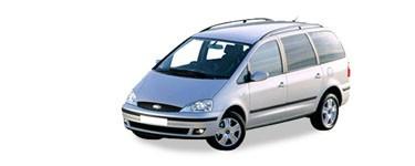 Galaxy de 2000 à 2006