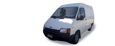 Transit MK3 de 1986 à 1991
