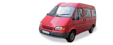 Transit MK4 de 1991 à 1994
