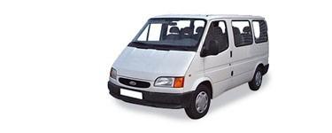 Transit MK5 de 1994 à 1999