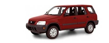 CR-V de 1997 à 2002