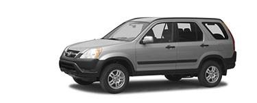 CR-V de 2002 à 2006