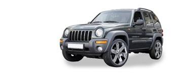 Cherokee de 2001 à 2004 (KJ)