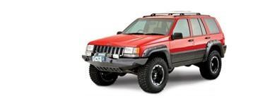 Grand Cherokee de 1993 à 1999