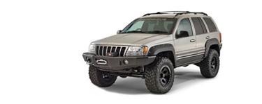 Grand Cherokee de 1999 à 2003