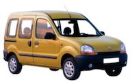 Kangoo Ludospace de 1999 à 2003
