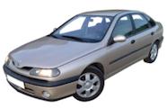 Laguna de 1998 à 2001