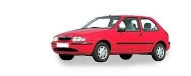Mazda 121 de 1996 à 1999