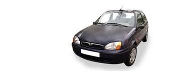 Mazda 121 de 2000 à 2003