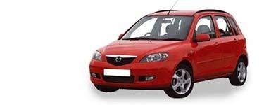 Mazda 2 de 2003 à 2007