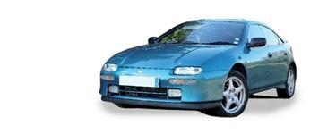 Mazda 323 F Type :BA de 1994 à 1998
