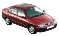 Megane 4 portes de 1999 à 2002