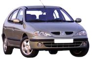 Megane 5 portes de 1999 à 2002