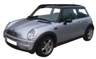 I R50 ONE-ONED-COOPER de 2001 à 2004
