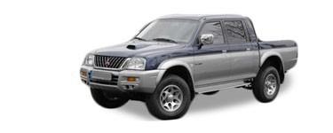 L200 pickup de 1996 à 2006