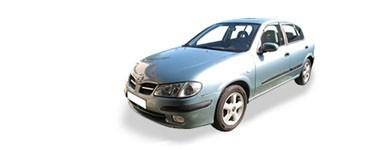 Almera N16 de 2000 à 2002