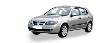 Almera N16 de 2002 à 2006