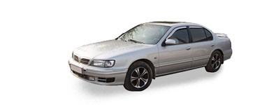 Maxima QX de 1995 à 2000