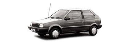 Micra K10 de 1988 à 1992