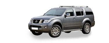 Pathfinder de 2005 à 2010