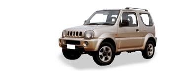 Jimny de 1998 à 2012
