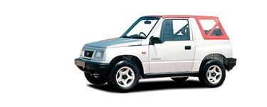 Vitara de 1988 à 1998