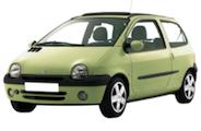 Twingo de 1998 à 2000