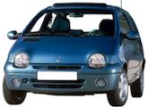 Twingo de 2000 à 2007