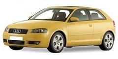 A3 de 2003 à 2005 - 3 portes