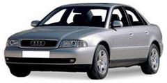 A4 de 1999 à 2001