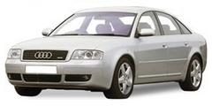 A6 de 2001 à 2004