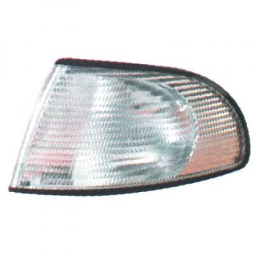 Feu clignotant gauche blanc AUDI A4 de 94 à 99 - OEM : 8D0953049
