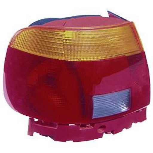 Feu arrière gauche jaune AUDI A4 de 94 à 96 - OEM : 8D0945111A