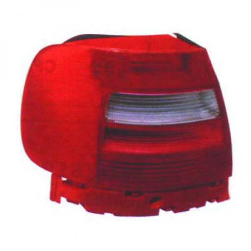 Feu arrière gauche rouge AUDI A4 de 96 à 99 - OEM : 8D0945111D