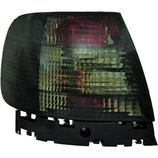 Kit de feux arrières noir AUDI A4 de 94 à 00