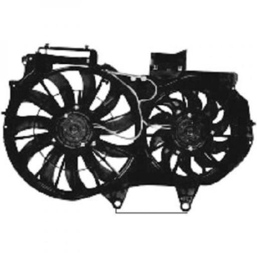 Ventilateur refroidissement du moteur pour numéro OE: 8E0959455K AUDI A4 de 00 à 07 - OEM : 8E0959455N