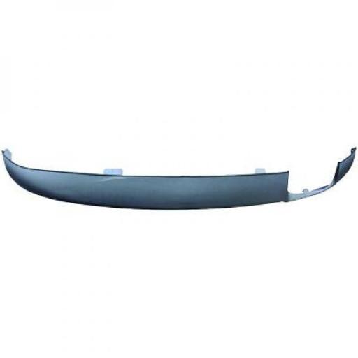 Spoiler déflecteur bouclier arrière Partie inférieur AUDI A4 de 04 à 07