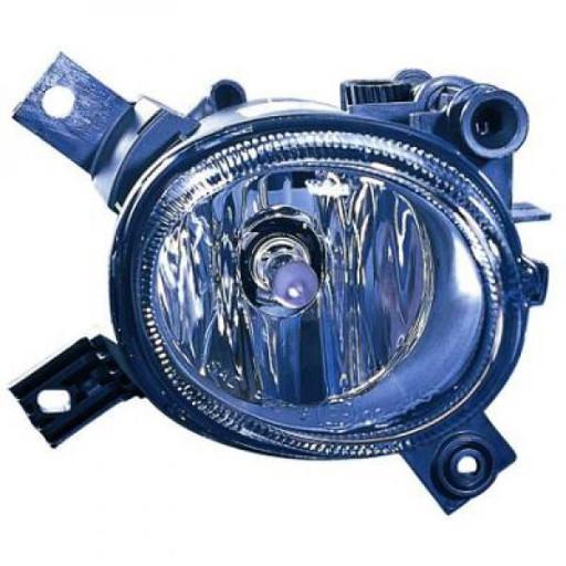 Phare antibrouillard gauche H11 AUDI A4 de 04 à + - OEM : 8E0941699E