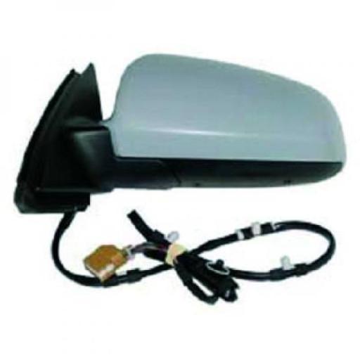 Rétroviseur extérieur droit asphérique AUDI A4 de 04 à 07