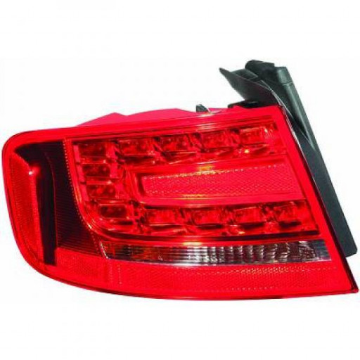 Feu arrière gauche extérieur AUDI A4 de 07 à 11 - OEM : 8K5945095K