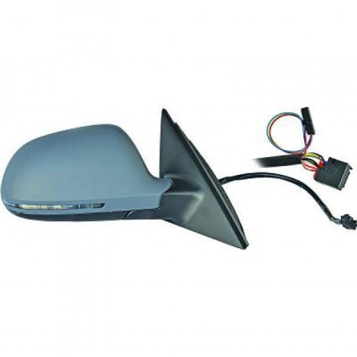 Rétroviseur extérieur droit convexe AUDI A4 de 09 à 11