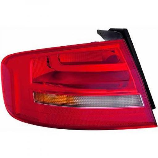 Feu arrière droit partie extérieur AUDi A4 de 2011 à 15 - OEM : 8K5945096AA