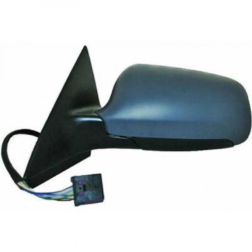 Rétroviseur extérieur droit convexe AUDI A6 de 99 à 04
