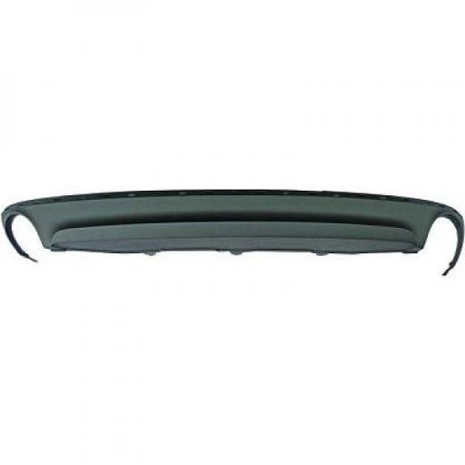Spoiler déflecteur bouclier arrière Partie inférieur AUDI A6 de 2010 à 14 - OEM : 4G0807521FKZ